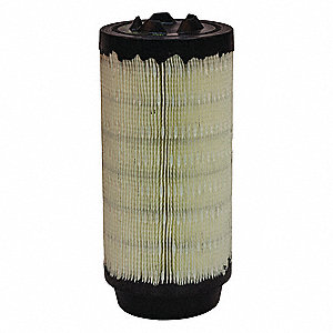 Air Filter,Radial,10in.H.