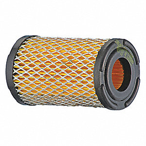 Air Filter,Element Only,2-13/16in.H.