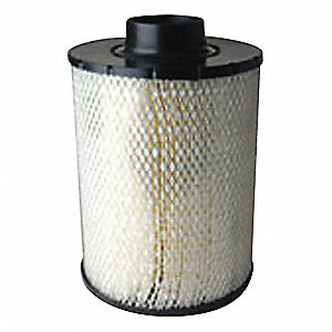 Air Filter,Element Only,12-3/8in.H.