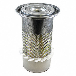 Air Filter,Element Only,11-1/2in.H.