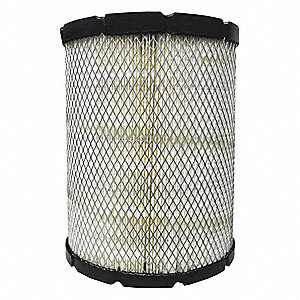 Air Filter,Radial,12-7/8in.H.