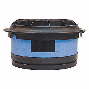 Air Filter,Element Only,8in.H.