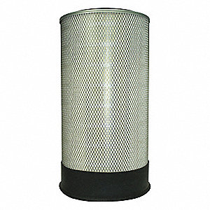 Air Filter,Element Only,24-7/16in.H.