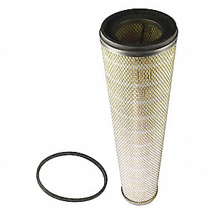 Air Filter,Element Only,29in.H.