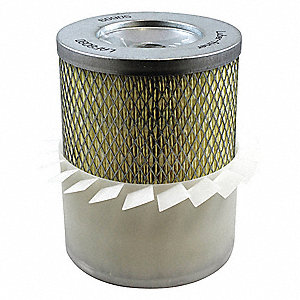 Air Filter,Axial,8-3/16in.H.