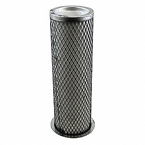 "Air Filter, Axial, 11-1/2"" H.2 Height, 3-9/16"" Outside Dia."