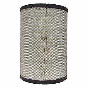 Air Filter, Radial, 17-1/8in.H.