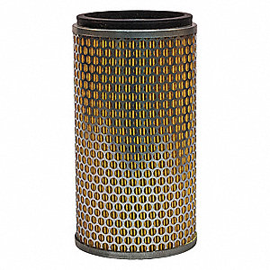 Air Filter,Axial,9-1/4in.H.