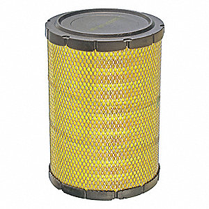 Air Filter,Radial,13-1/2in.H.