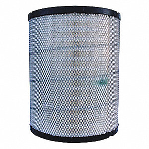 Air Filter,Radial,15-9/16in.H.
