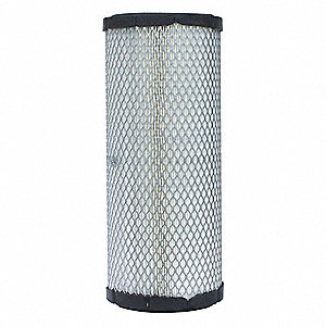 "Air Filter, Radial, 13-1/8"" Height, 5-3/8"" Outside Dia."