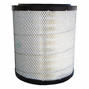 Air Filter,Radial,11-11/16in.H.