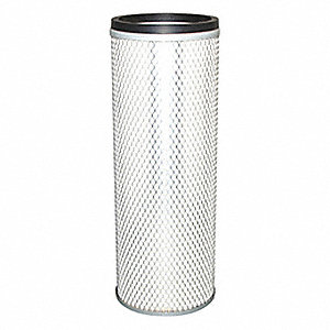 Air Filter,Axial,17-1/2in.H.