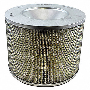 Air Filter,Axial,8-1/4in.H.