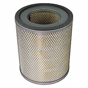 Air Filter,Axial,12-1/4in.H.
