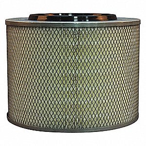 Air Filter,Axial,10-1/16in.H.