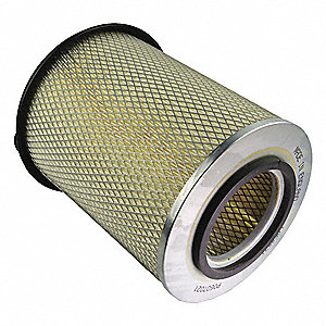 Air Filter,Element Only,11-3/16in.H.