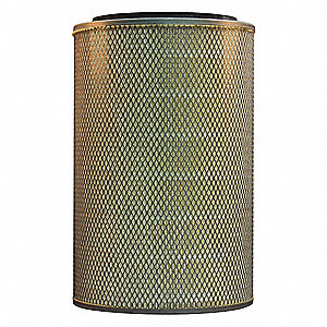 Air Filter,Axial,18-1/2in.H.