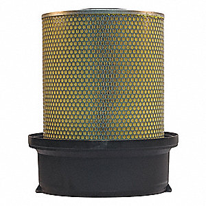 Air Filter,Axial,16-5/16in.H.