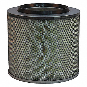 Air Filter,Axial,8-7/8in.H.