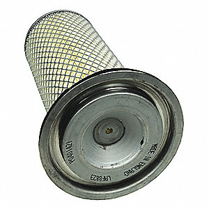 Air Filter,Axial,10-7/16in.H.