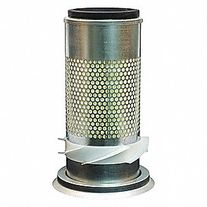 Air Filter,Element Only,12in.H.