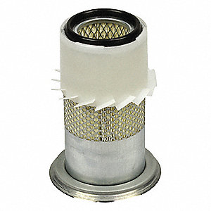 Air Filter,Element Only,8-1/2in.H.
