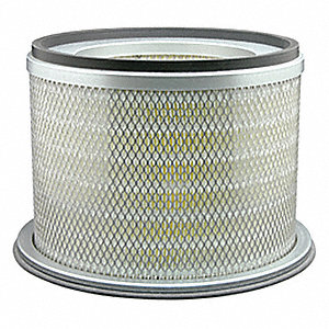 Air Filter,Axial,9-13/16in.H.