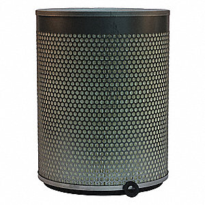 Air Filter,Element Only,14-1/2in.H.