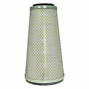 Air Filter,Element Only,16in.H.