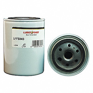 Fuel Filter,5-3/16in.H.3-5/8in.dia.