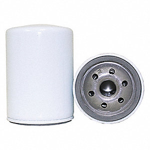 Fuel Filter,4-3/16in.H.3in.dia.