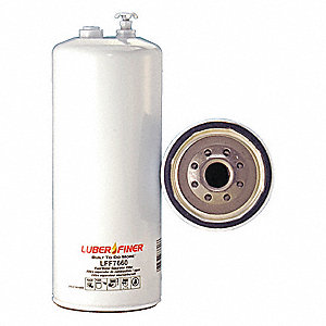 Fuel Filter,11-1/4in.H.4-1/4in.dia.