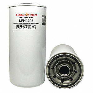 Hydraulic Filter,Spin-On,10in. H