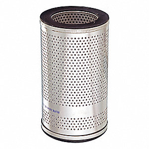 Hydraulic Filter,Cartridge,9in. H.