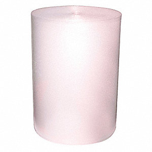 Perforated Bubble Roll,250ft.,Pink,PK4