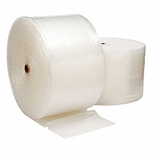 Bubble Roll,24 In. W x 750 ft.,PK2