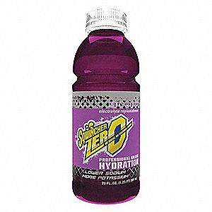 Sports Drink, Ready to Drink, Sugar Free, 24 Package Quantity