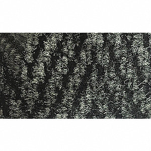 Entrance Mat,Black,2ft. x 3ft.