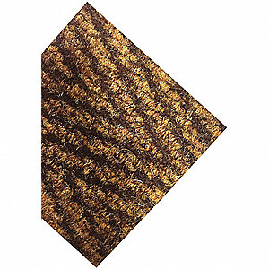 Entrance Mat,Brown,2ft. x 3ft.