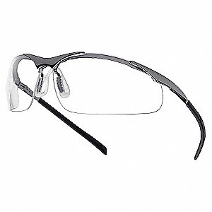 SAFETY GLASSES MET CLEAR A-SA-FOG
