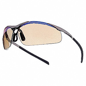 SAFETY GLASSES METAL ESP A-S