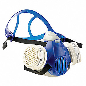 Respirator,Half MaskLimited Use,S