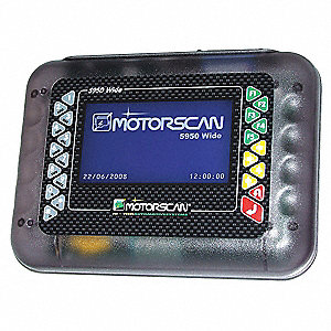 Motorcycle-ATV Diagnostic Tool