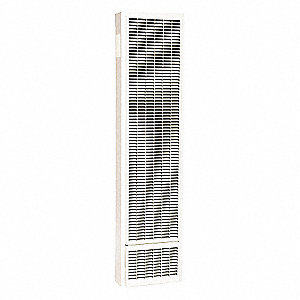 "16"" x 6"" x 65-3/4"" Matchless Piezo Top Vent Wall Heater"
