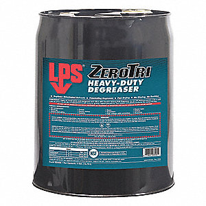 Degreaser, 5 gal. Drum, Fruity Liquid, Ready to Use, 1 EA