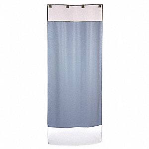 Shower Curtain System,40 in.W x 87 in.H