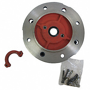 Flange Kit,For Use With 100 Cast Iron Frame Motors
