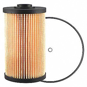Fuel Filter,6-13/32x3-23/32x6-13/32 In