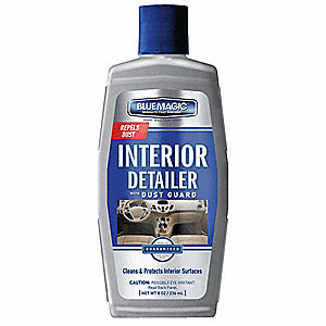Total Interior Detailer,8 Oz.